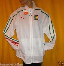 Puma Cameroun  walkout unisex Jacket Kamerun Blouson Jacke Windbreaker Gr. XXL