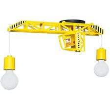 Deckenleuchte Deckenlampe Kinderzimmer Kran 2x E14/max.60W * ELOBRA