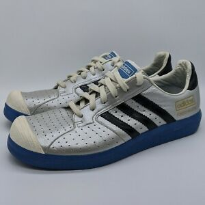 Shoes Sneakers Size 6.5 Silver Blue