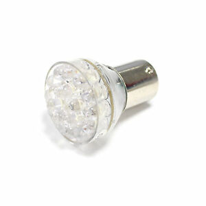 1x Ssangyong Kyron Ultra Bright White 24-LED Reverse Light Lamp High Power Bulb