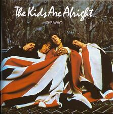 CD - The Who - The Kids Are Alright - A191