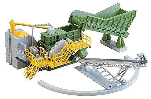 Faller FA 130173Jaw Breaker with Conveyor Belt, Accessories for Model Railway,