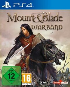 Playstation 4 Mount and Blade Warband
