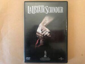 LA-LISTA-DE-SCHINDLER-DVD-STEVEN-SPIELBERG-EDICION-ESPECIAL-2-DVD