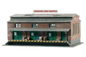 Piko N Scale 60015 Louis Baufeld Forwarder, Building Kit (N-Scale)