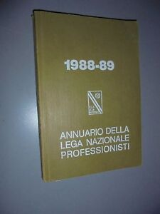 Annual-Of-Alloy-National-Professionals-1988-89-1989