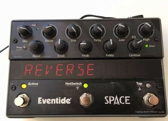 Eventide Space   Reverb and Beyond Space Multi-Effect