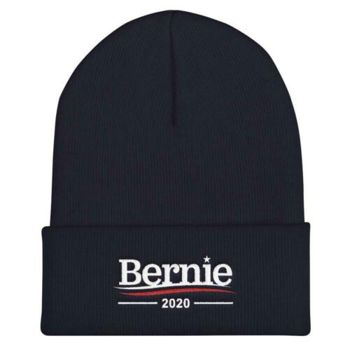Bernie 2020 Beanie Bernie Sanders 2020 Beanie Hat