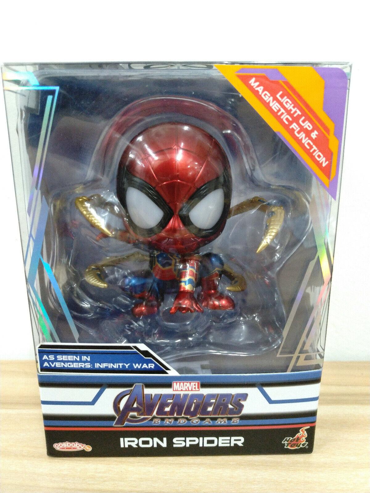 Hot toys Cosbaby Marvel Avengers Avengers Avengers  Endgame Iron Spider Light Up Version COSB559 372e50
