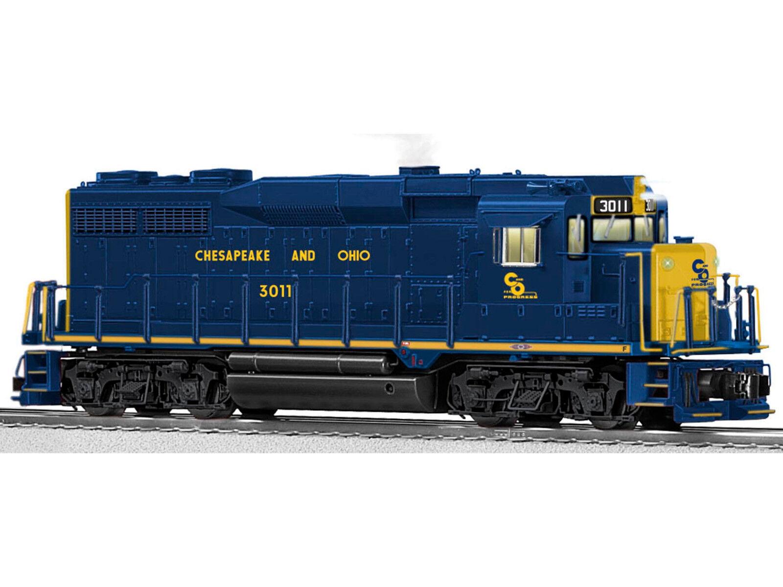 Lionel  82129 chesapeke & Ohio GP30 Diesel