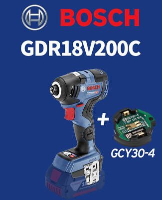 Bosch GDX 18V 200C 2-in-1 EX Brushless 147mm 200Nm 3,400rpm