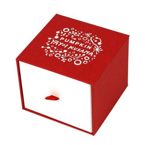 Yayoi Kusama Calabaza Art object Pisapapeles Punto Rojo de Japón Nuevo