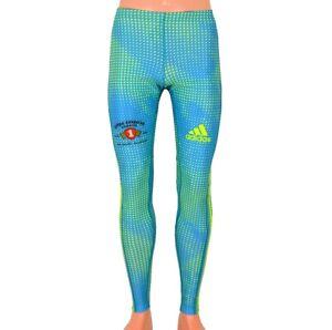 Details zu Adidas Athletic Damen Hose Tight Warm Langlaufhose Trainingshose Biathlon IBU