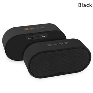 Rechargeable Wireless Bluetooth Speaker Portable Outdoor USB TF FM Radio Stereo