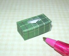 DOLLHOUSE Filled Medical or Food Prep Latex Gloves Box Handcrafted 1:12 Minature