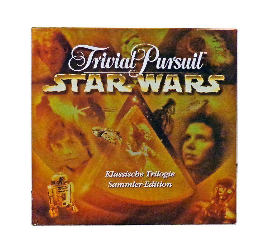 Trivial Estrella Wars Hasbro-nuevo y aún sellada. edición limitada.
