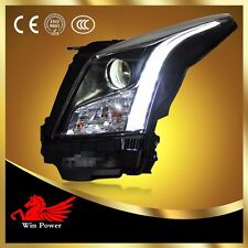 For 2013-2016 Cadillac ATS HID Headlights With DRL And Bi-xenon Projector