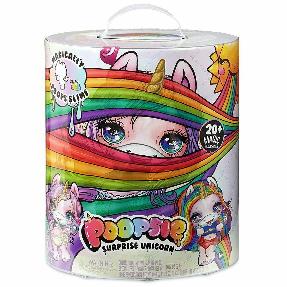 Poopsie Surprise Unicorn 555964   MGA Entertainment   Bambola Unicorno con Melma
