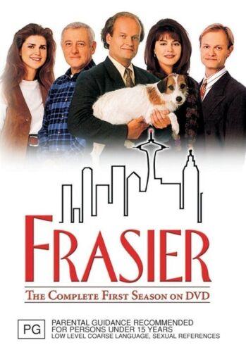 1 of 1 - Frasier : Season 1 (DVD, 2004, 4-Disc Set)