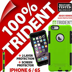 Neuf-Trident-Aegis-Coque-Protectrice-protection-d-039-ecran-pour-Apple-Iphone-6-6S