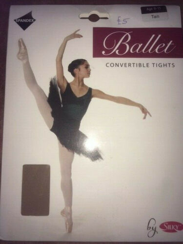 Convertible tan tights dance