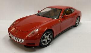1-18-2004-Hotwheels-Ferrari-612-Scaglietti-Vermelha-Estado-perfeito-amp-In-A-Box