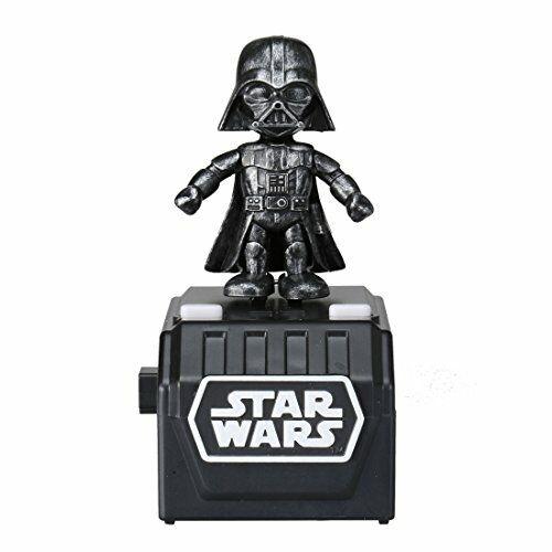 Pop'n Step Star Wars Space Opera Metallic Darth Vader March to music TAKARA TOMY
