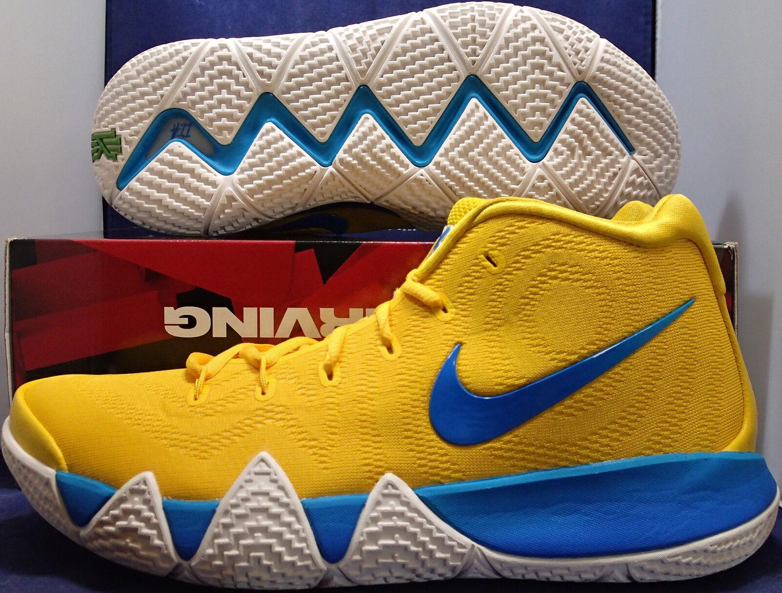 Nike Kyrie 4 Kix Cereal Pack SZ 11.5 ( BV0425-700 )
