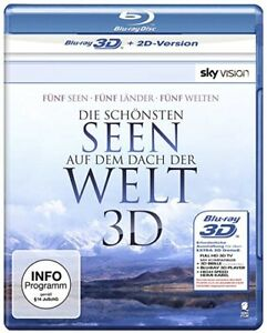 The-Most-Beautiful-Lakes-On-The-Roof-Of-The-World-NEW-3D-amp-2D-Blu-Ray-Import