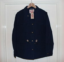 "BNWT LEVIS "" SIMPLE FIELD JACKET BLUE "" LADIES size M, FESTIVALs, WALKS, CASUAL"