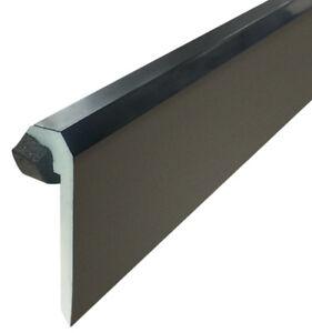 Kerb Upstand Edge Trim For Epdm Rubber Roofing U Pvc Ebay