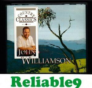 John-Williamson-Country-classics-3CD-20pg-booklet-60tracks-1997-Reader-039-s-Digest