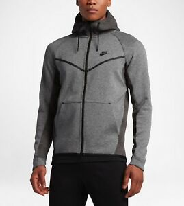 nike tech fleece windrunner grey