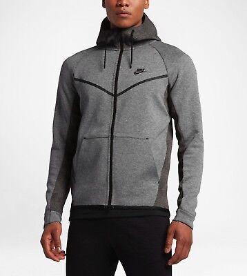 Nike Sportswear Tech Pack Tech Fleece Winterized Jacket, 836422 010, XXL | eBay
