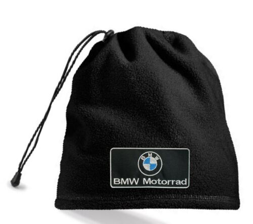 Neck Warmer Headset Cap Scarf Chinstrap 4in1 Patch BMW Motorrad Embroidered