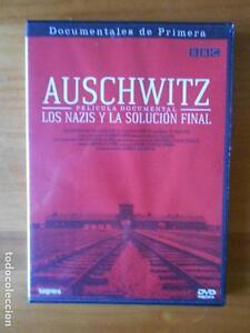 DVD-AUSCHWITZ-PELICULA-DOCUMENTAL-LOS-NAZIS-Y-LA-SOLUCION-FINAL-COMO-NUEVA-G3
