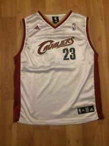Image is loading KIDS-CLEVELAND-CAVALIERS-LEBRON-JAMES-BASKETBALL-JERSEY -YOUTH- d9beda9b6