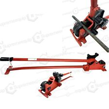 58 Manual Rebar Cutter And Rebar Bender 50 Heavy Duty Easy Bend Up To 180