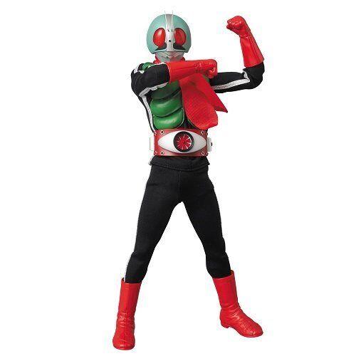 Medicom TOY RAH DX No.754 nuevo enmascarado Kamen Rider Nuevo no 2 versión 2.5 Figura De Acción