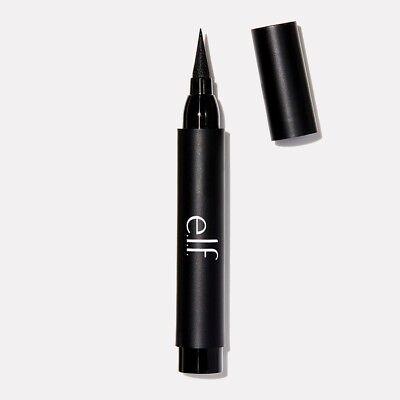 E.L.F. Studio Intense Ink Eyeliner Blackest Black #81217 NIP ELF Eye Liner