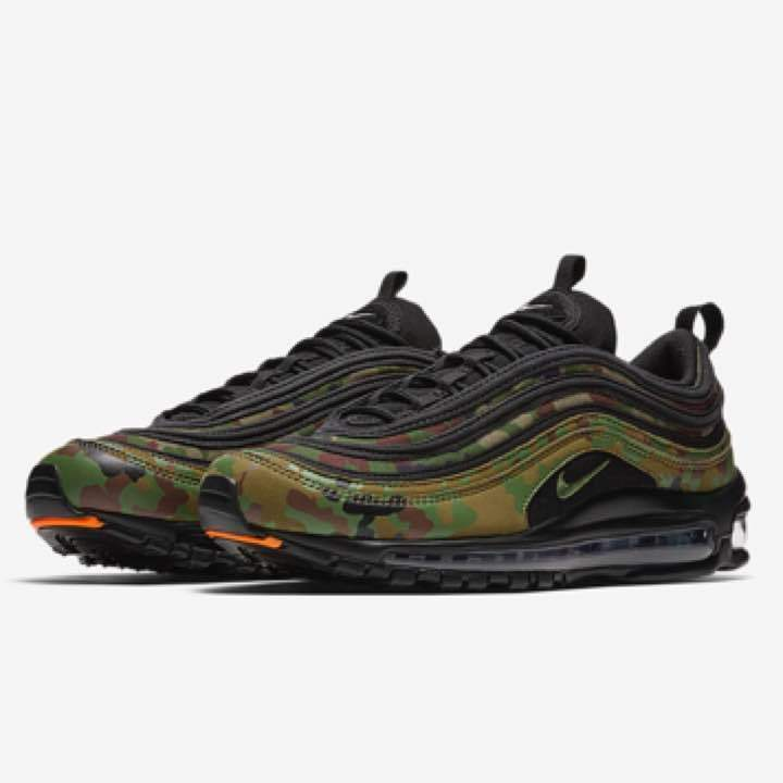 AIR MAX 97 PREMIUM JAPAN CAMO 28.5cm from japan (5005