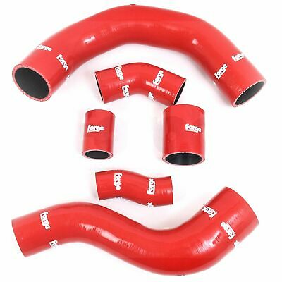 ST200 Mishimoto Silicone Induction Hose fits Ford Fiesta ST180 Black