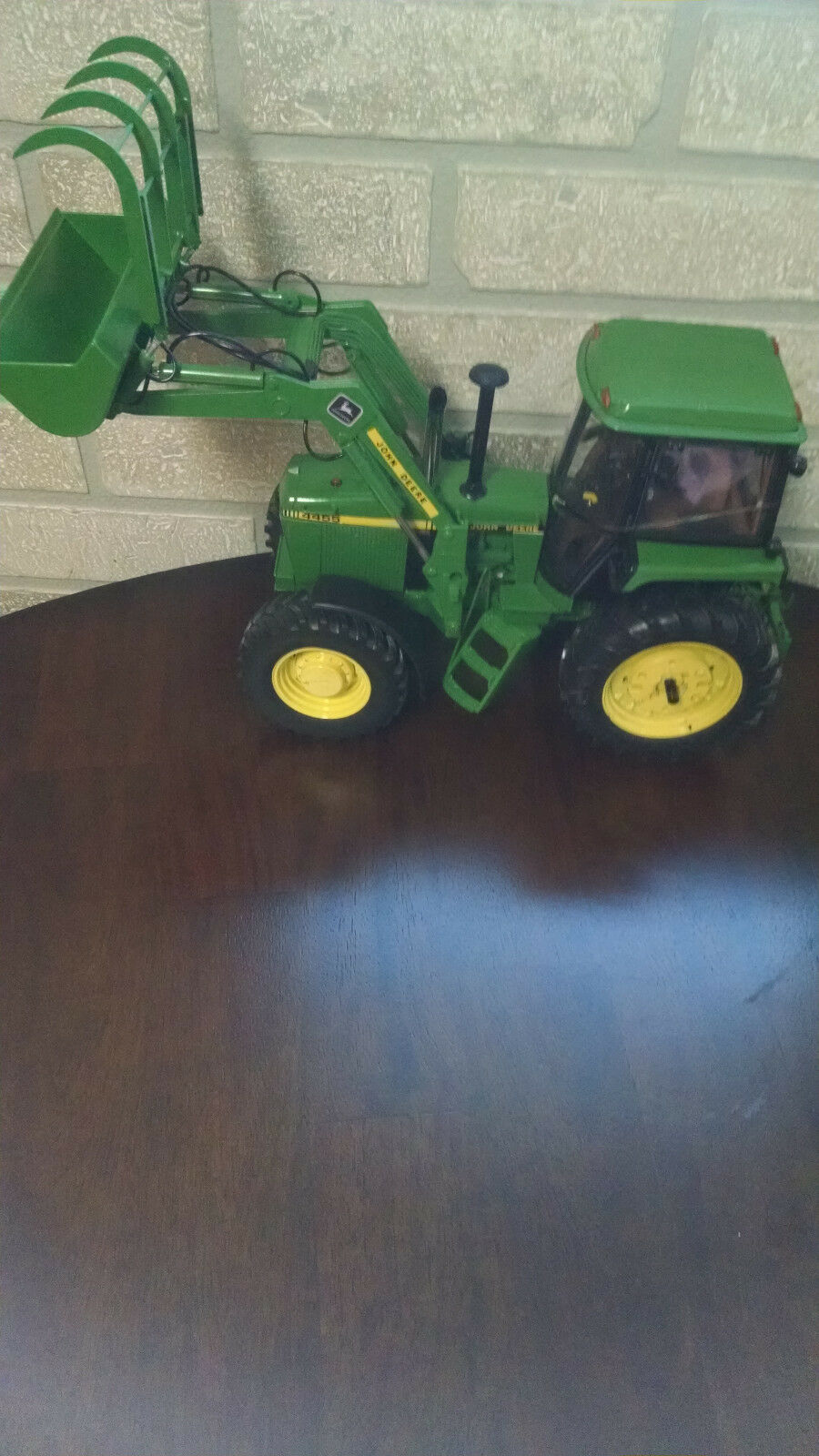 Hard to Find  One of a Kind  JOHN DEERE 4455 with Loader precision, Custom made
