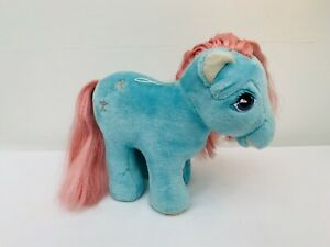 My-Little-Pony-vintage-G1-Bowtie-plush-soft-toy-Hasbro-Softies