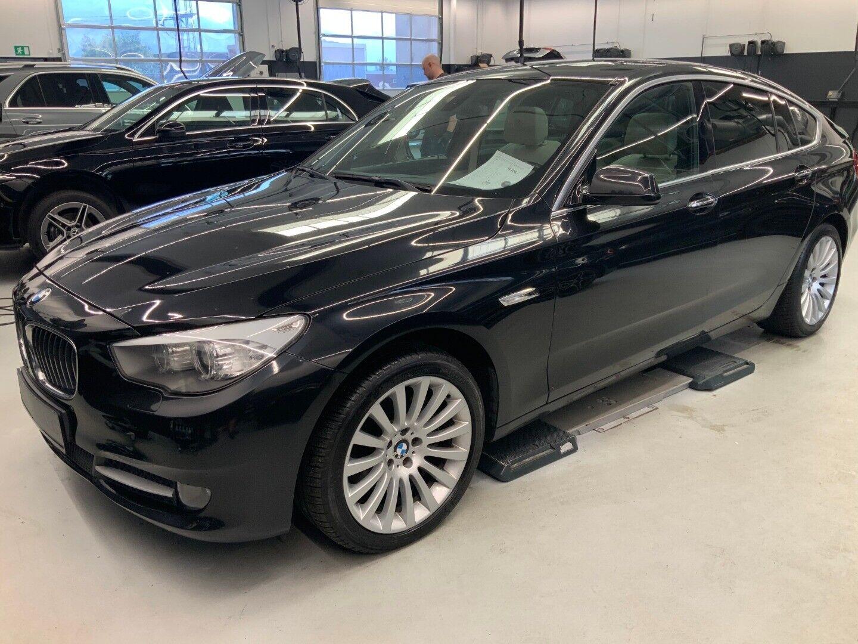 BMW 535d 3,0 Gran Turismo aut.