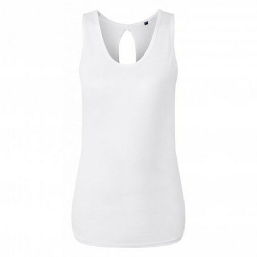 TriDri Womens//Ladies Tie Back Vest RW7508