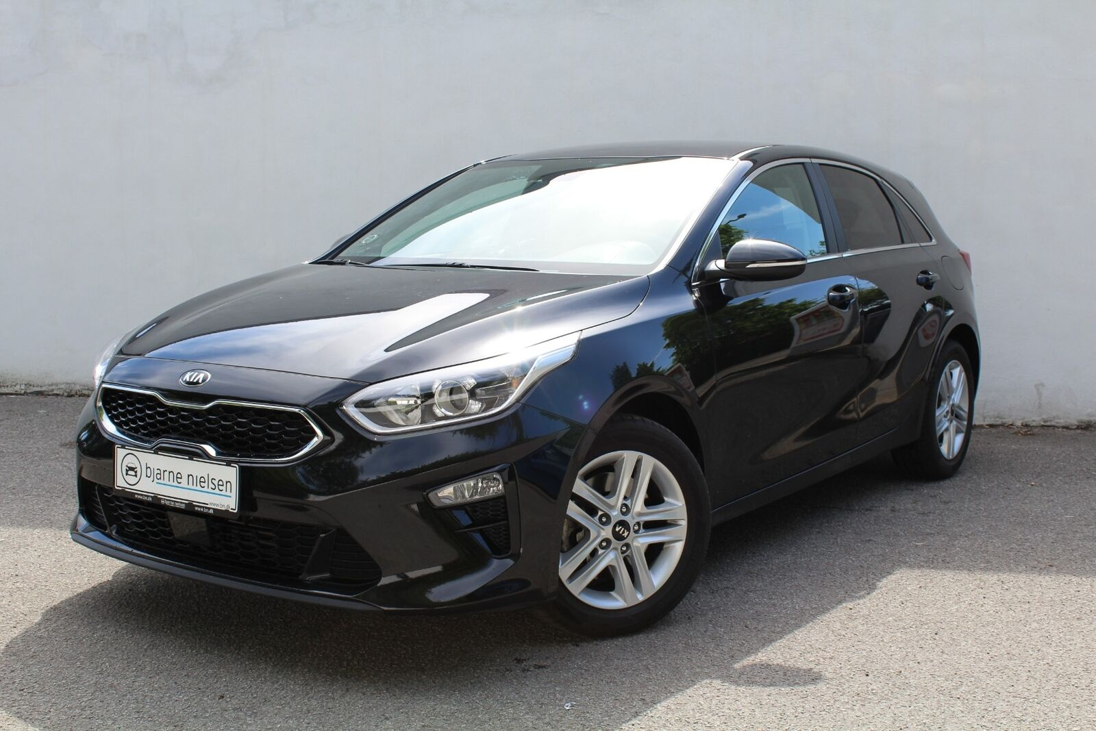 Kia Ceed 1,4 T-GDi Collection DCT