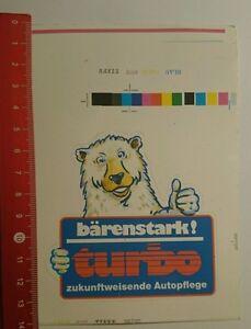 Aufkleber-Sticker-Baerenstark-turbo-zukunftsweisende-Autopflege-18071692