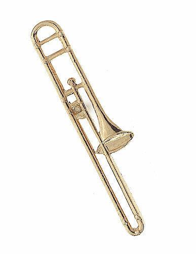 Mini Pin Trombone-Jewellery