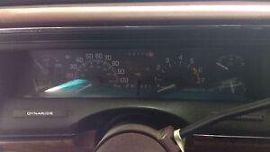 Image Is Loading 1996 1997 Buick Lesabre Sdometer Sdo Guage Cer